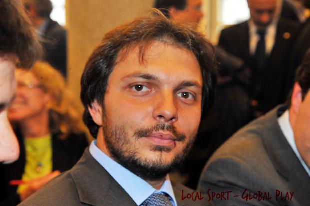 Assessore allo Sport di Torino - Stefano Gallo