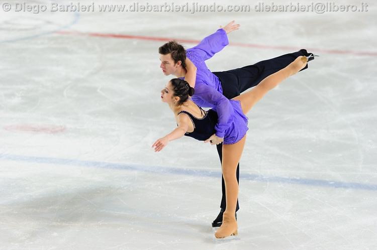 Campionati Italiani Pattinaggio 2012 - Foto Diego Barbieri