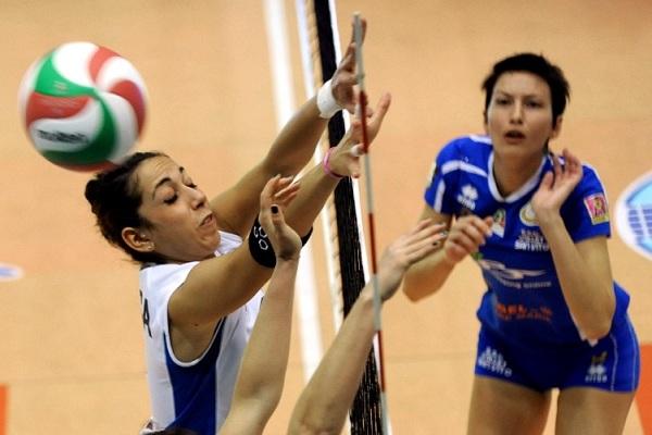 Chieri Volley - Foto di Massimo Pinca