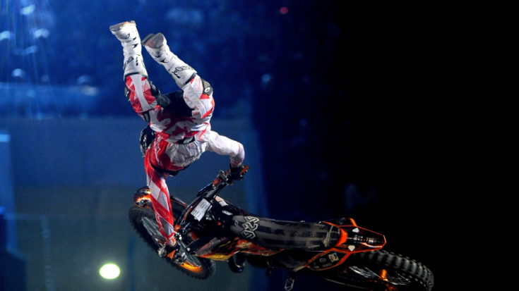 Night of the Jumps - Foto Massimo Pinca