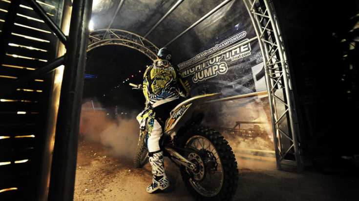Night of the jumps 2012 - Foto Massimo Pinca