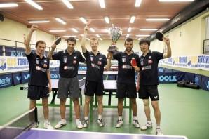 Il CUS Torino tennis tavolo eliminato da Siracusa in semifinale playoff