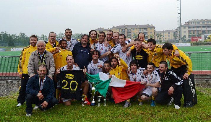 Hc Bra campione Italiano 2012