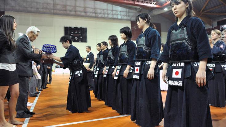 Mondiali Kendo 2012 - Foto di Massimo Pinca