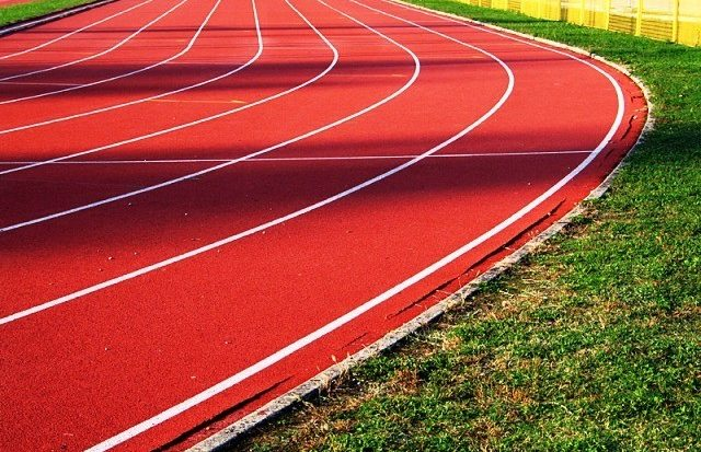 Pista di atletica leggera - Campionati Europei Helsinki 2012