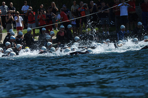 Triathlon Monta d'Alba