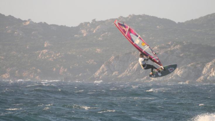 Fabio Calo' vice campione italiano wave 2012 - Foto: funboardmag.com