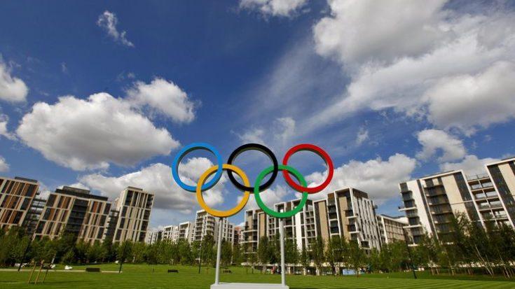 Villaggio Olimpico Londra 2012