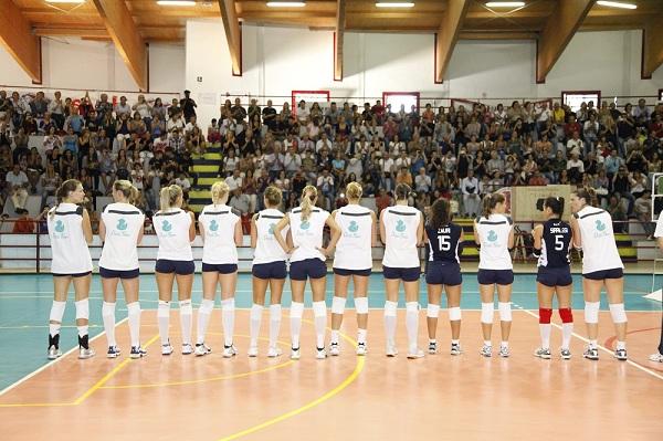 Duck Farm Chieri Volley - Foto Enrico Vergnano