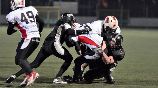 Leggi l'articolo: Football Americano: Blacks Rivoli, una partita che vale la storia