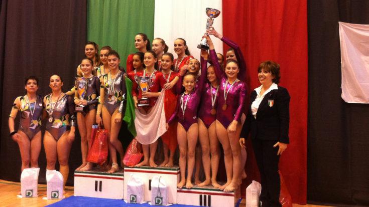 Victoria Torino - Campionati Italiani Biella