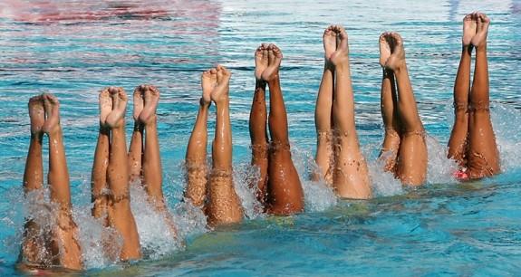 Nuoto Sincro Novara