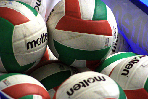 palloni volley