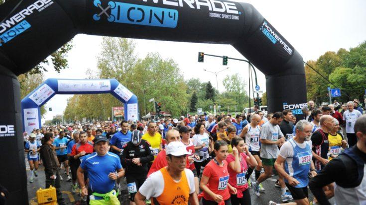 mezza maratona torino 2013