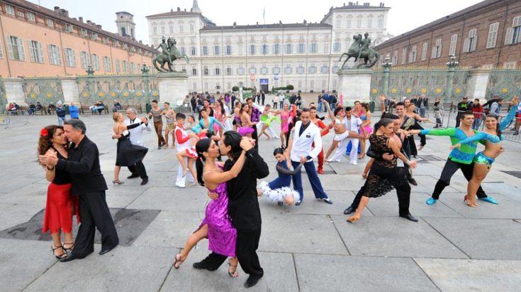 Danza Sportiva Torino - Foto Massimo Pinca