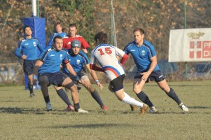 Rugby: Il CUS Ad Maiora chiuderà l'anno in casa dello Zhermack Badia