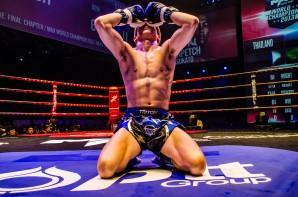 Muay Thai: Mathias Gallo Cassarino vince ancora
