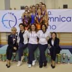 Ginnastica Ritmica: Eurogymnica in luce ai campionati regionali di specialità