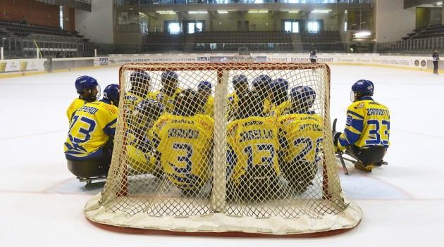 Leggi l'articolo: Sledge Hockey: fine settimana ricco di appuntamenti per i Tori Seduti