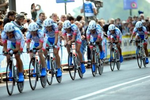 ciclismo - giro d'Italia 2011