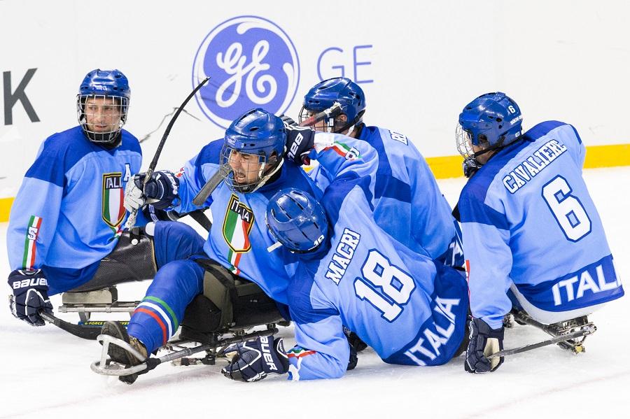 Italia sledge