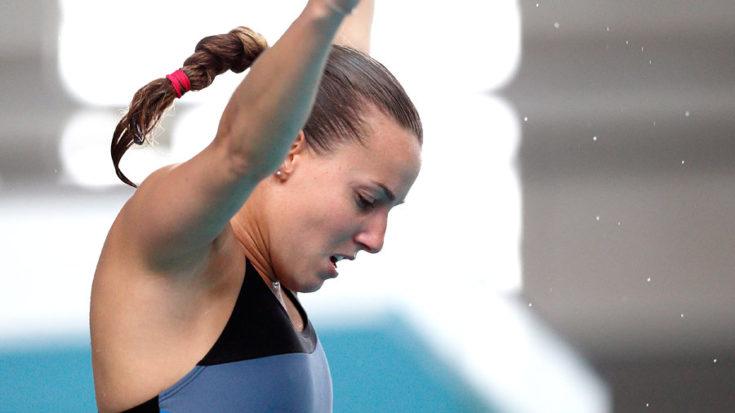Campionati Italiani di Tuffi 2014 - Tania Cagnotto