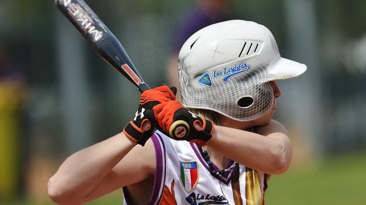 Softball - Rhibo La Loggia - foto Diego Barbieri