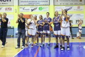 Basket: La Piramis Torino vince e si porta in vetta