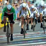 Ciclismo: il Giro d'Italia 2016 parla piemontese