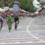 Ciclismo: Vincenzo Nibali è primo a Superga