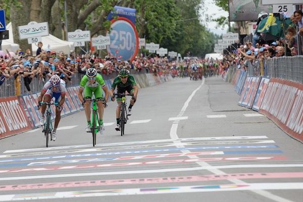 ciclismo - giro d'italia 2014