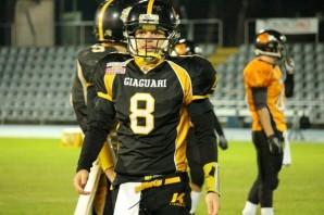 football americano - giaguari torino - rodolfo ligotti