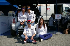go fast rally team