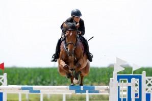 Horsebridge none gran premio ostacoli equitazione