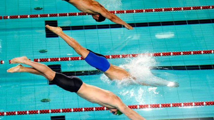 nuoto - nilox swimming cup - foto Massimo Pinca