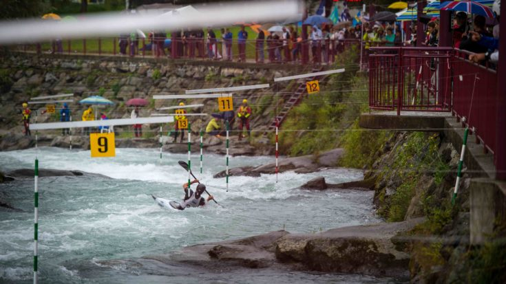 canoa - World Ranking Slalom