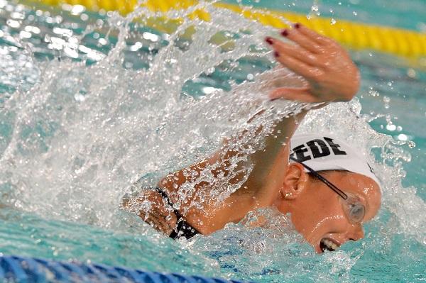 nuoto - swimming cup - federica pellegrini - foto Massimo Pinca