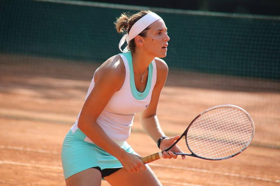 tennis - lisa sabino - foto Fulvio De Asmundis
