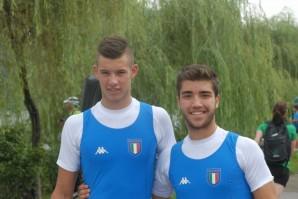 Canottaggio : In corso i Mondiali con 8 Torinesi – Spicca Riccardo Peretti