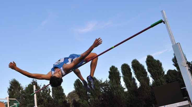 atletica leggera - marco fassinotti