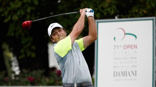 Leggi l'articolo: Golf: Francesco Molinari parte 14° nell'Open de France