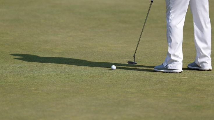 golf - foto nanni sibona tacco