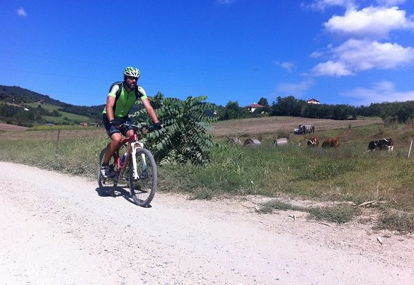 mountain bike - anemos itinerari del vento