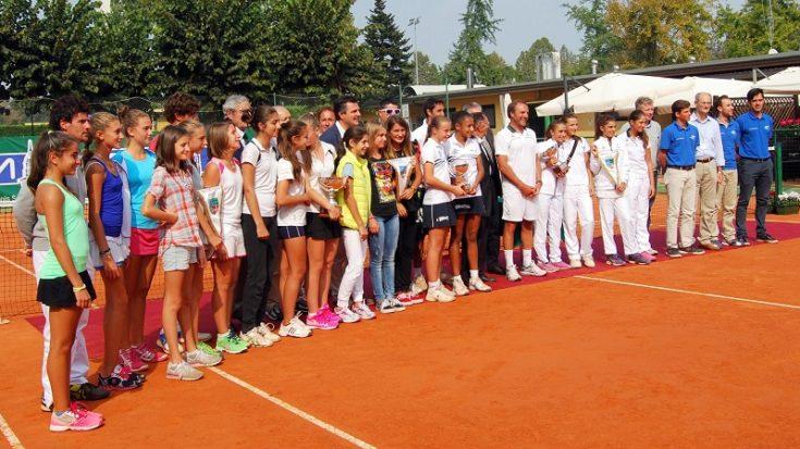 tennis - campionati italiani under 14