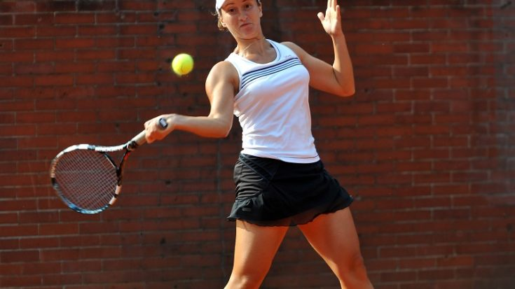 tennis - federica di sarra