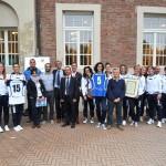 Volley: ieri la presentazione del Collegno Volley Cus Torino
