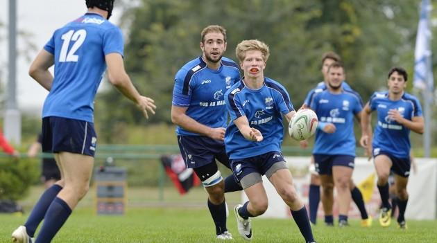 Leggi l'articolo: Rugby: il Cus Ad Maiora chiude in bellezza l'anno agonistico 2014