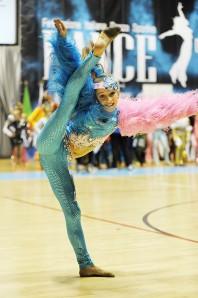 danza sportiva - mondiali disco dance - foto Cristina Brunello