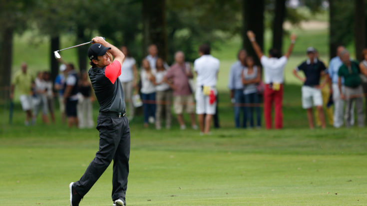 golf - Francesco Molinari - foto Massimo Pinca