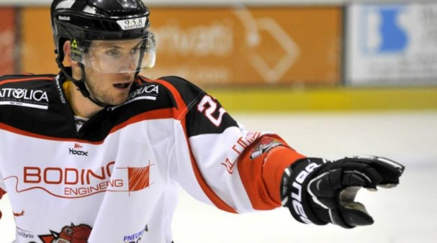 Leggi l'articolo: Hockey Ghiaccio: HC Valpellice stoppato dal Fassa